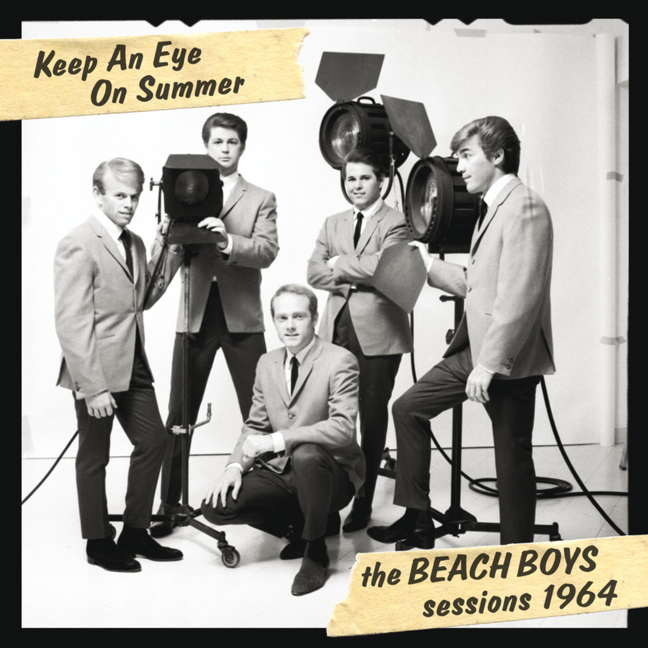 Keep An Eye On Summer - The Beach Boys Sessions 1964