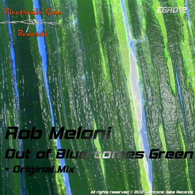 Out Of Blue Comes Green