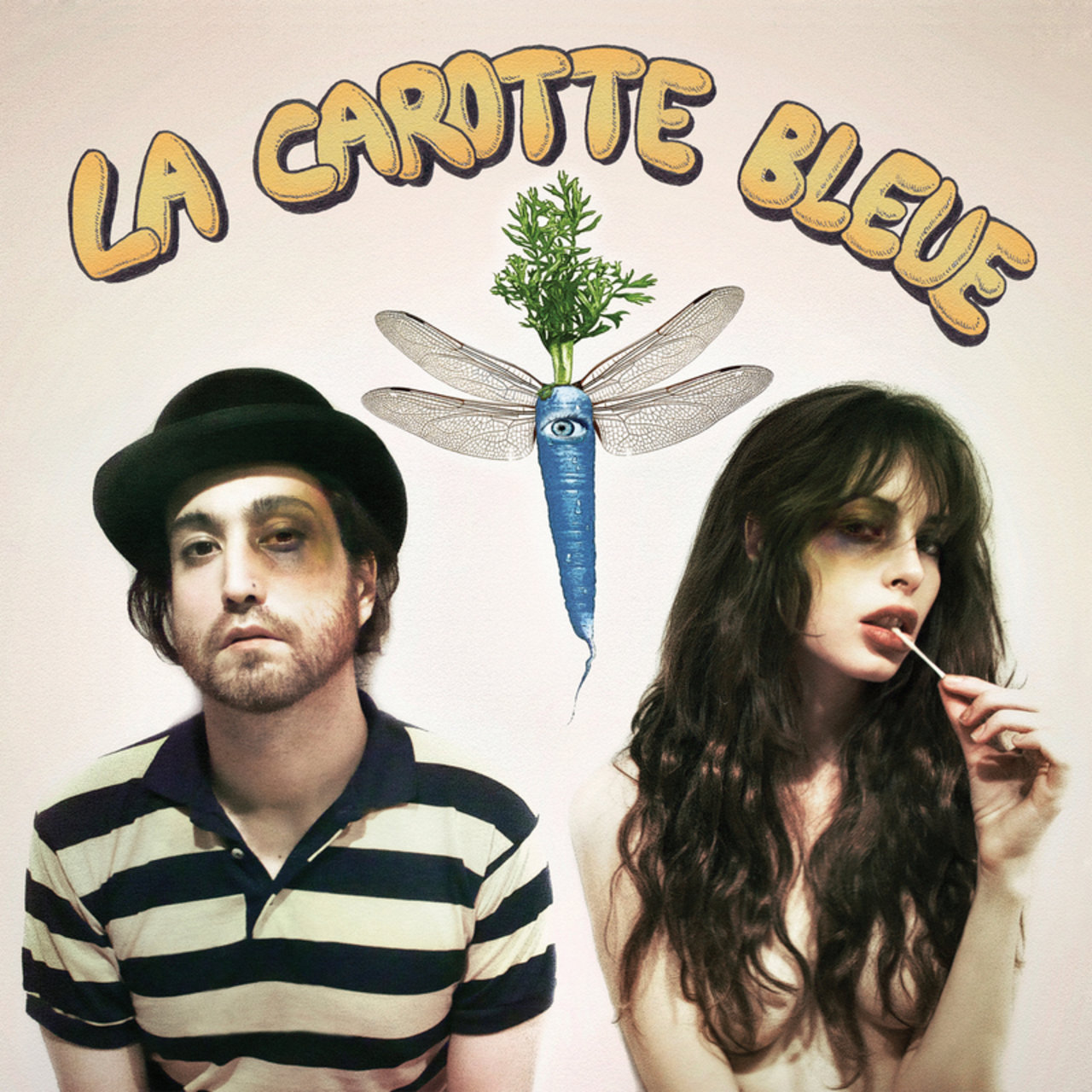 Carotte Bleue avec tidal: listen to the goastt (the ghost of a saber tooth tiger) on tidal