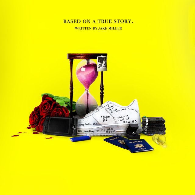 BASED ON A TRUE STORY. (DELUXE)