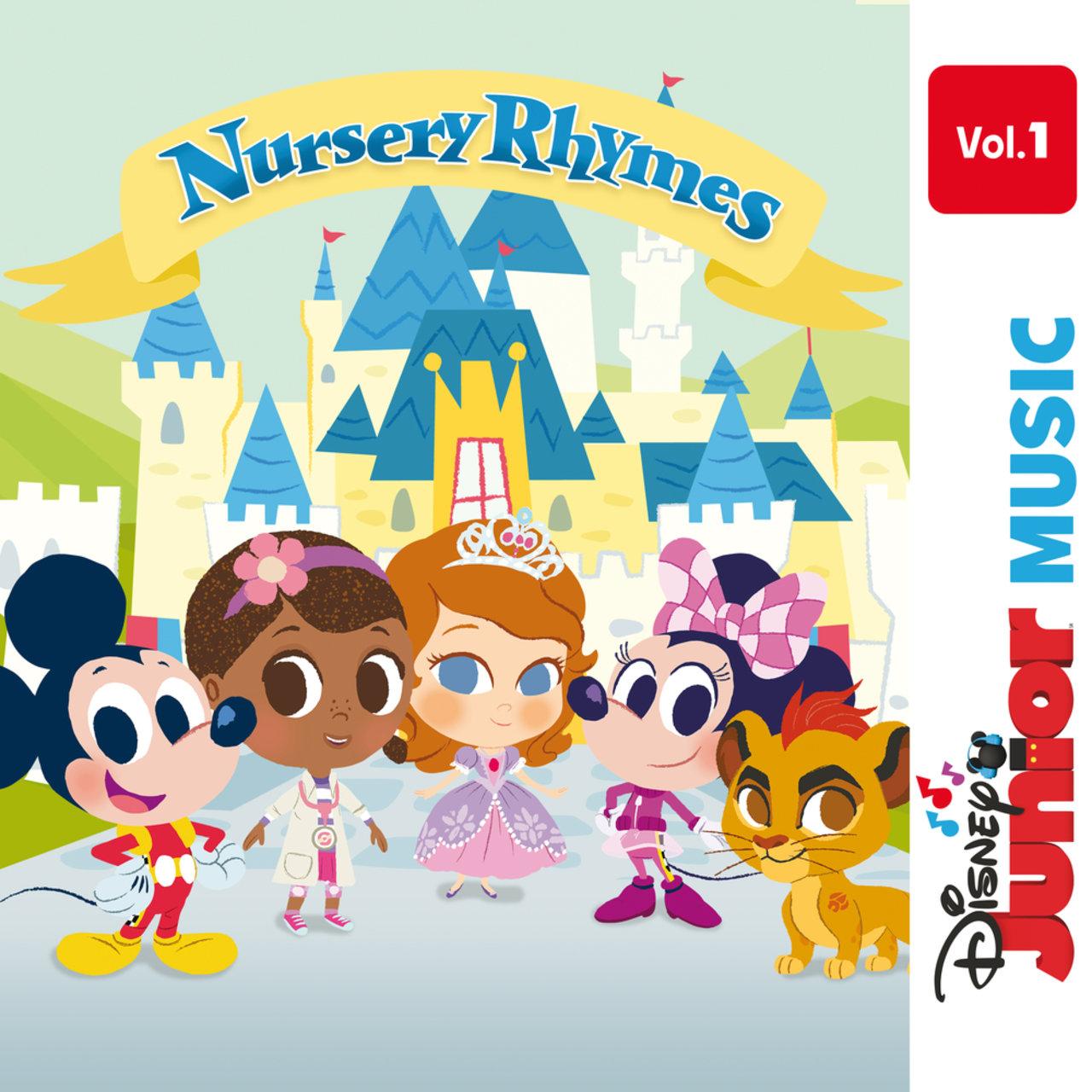disney junior music nursery rhymes vol 1