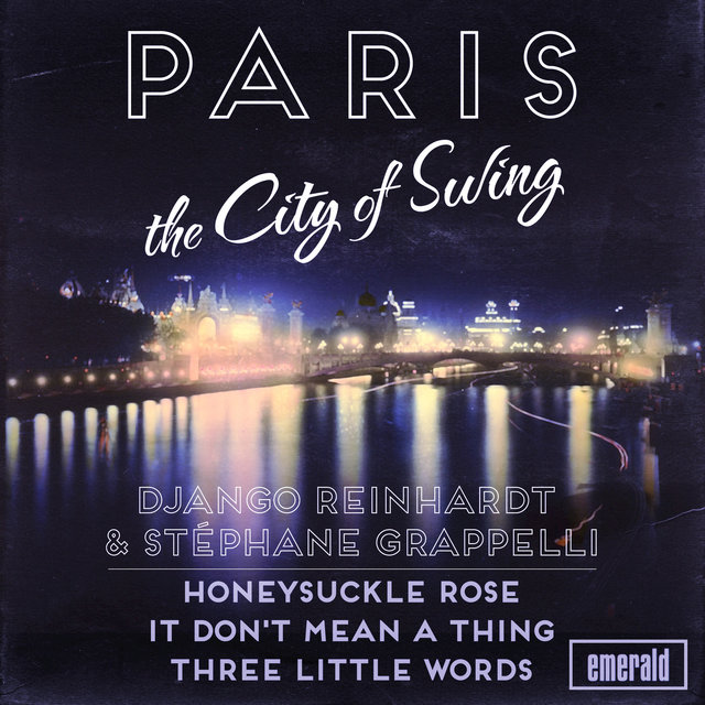 Paris the City of Swing