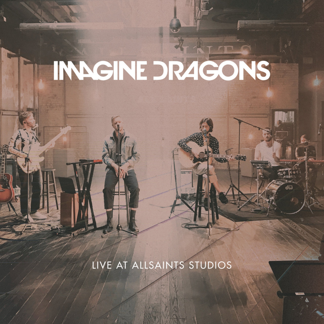 Live At AllSaints Studios
