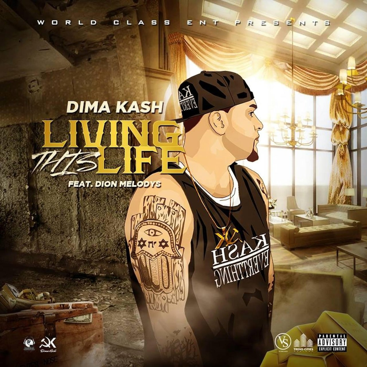 Living This Life (feat. Dion Melodys)