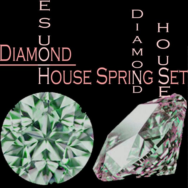 Diamond House Spring Set