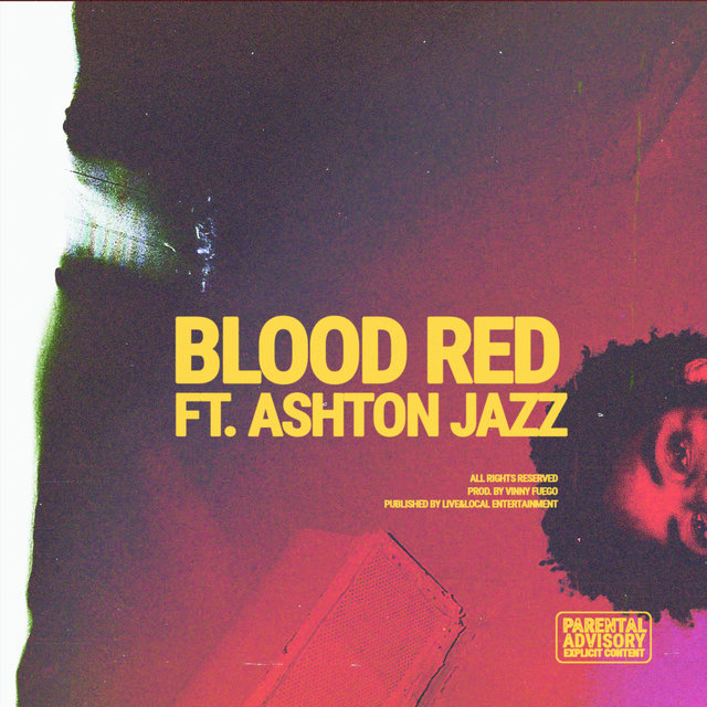 Blood Red (feat. Ashton Jazz)