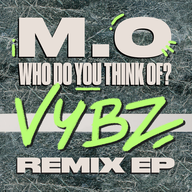 Who Do You Think Of? (VYBZ Remix EP)