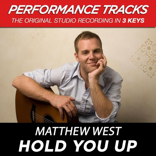 Hold You Up (Performance Tracks) - EP