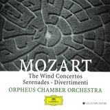 Mozart: Sinfonia concertante in E flat for Oboe, Clarinet, Horn, Bassoon, Orch., K.297b - 1. Allegro