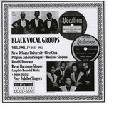 Black Vocal Groups Vol. 7 (1927-1941)