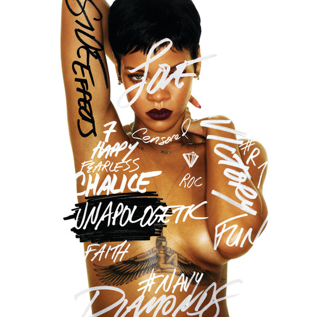 Unapologetic (Deluxe Edited Version)