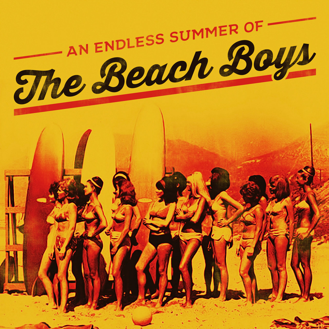 An Endless Summer Of The Beach Boys