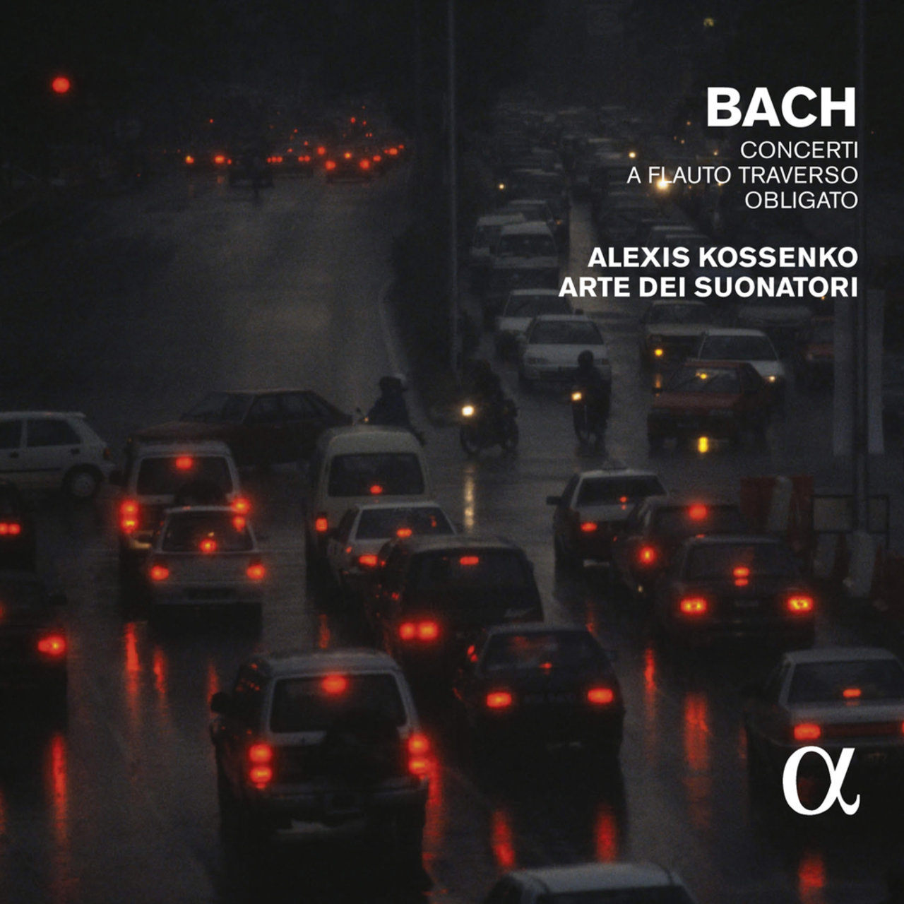 C.P.E. Bach: Concerti a flauto traverso obligato (Alpha Collection)