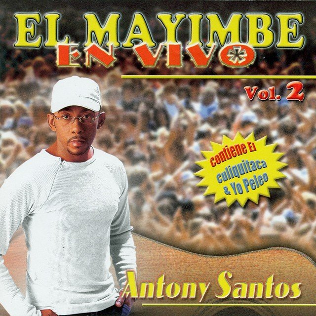 El Mayimbe En Vivo Vol. 2