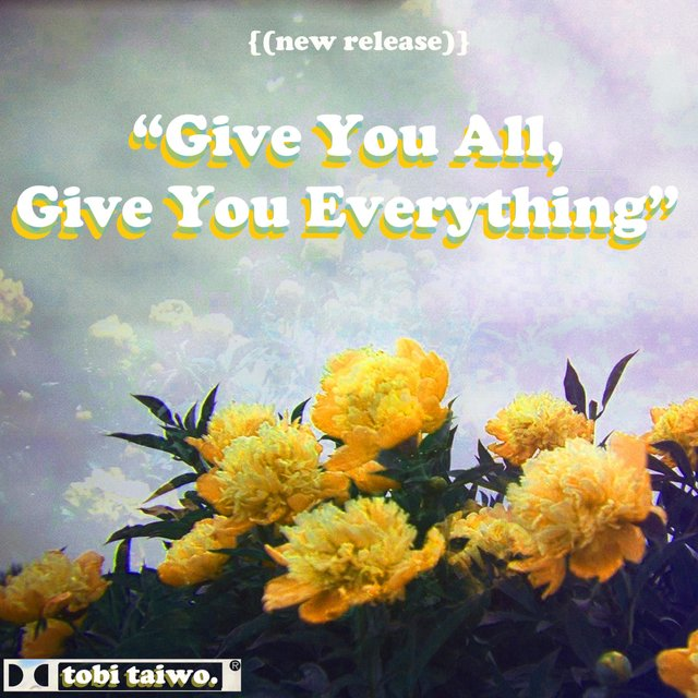 Give You All (Give You Everything)