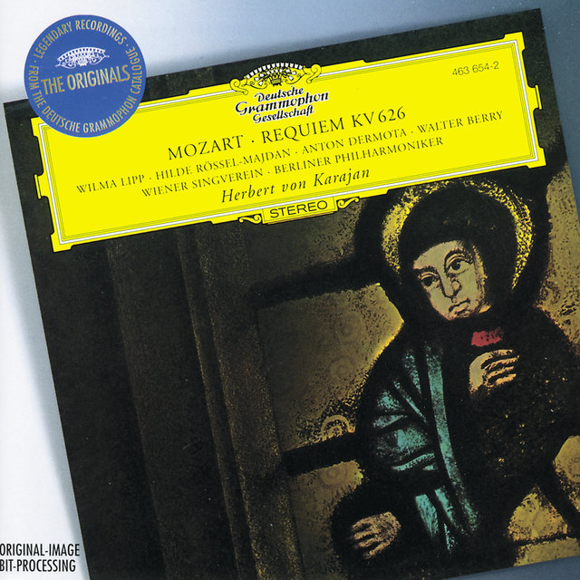 Mozart: Requiem; Adagio & Fugue K.546