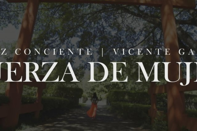 Fuerza de Mujer (Official Lyric Video)