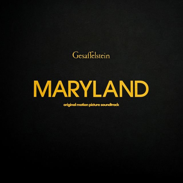 Maryland (Disorder) [Original Motion Picture Soundtrack]