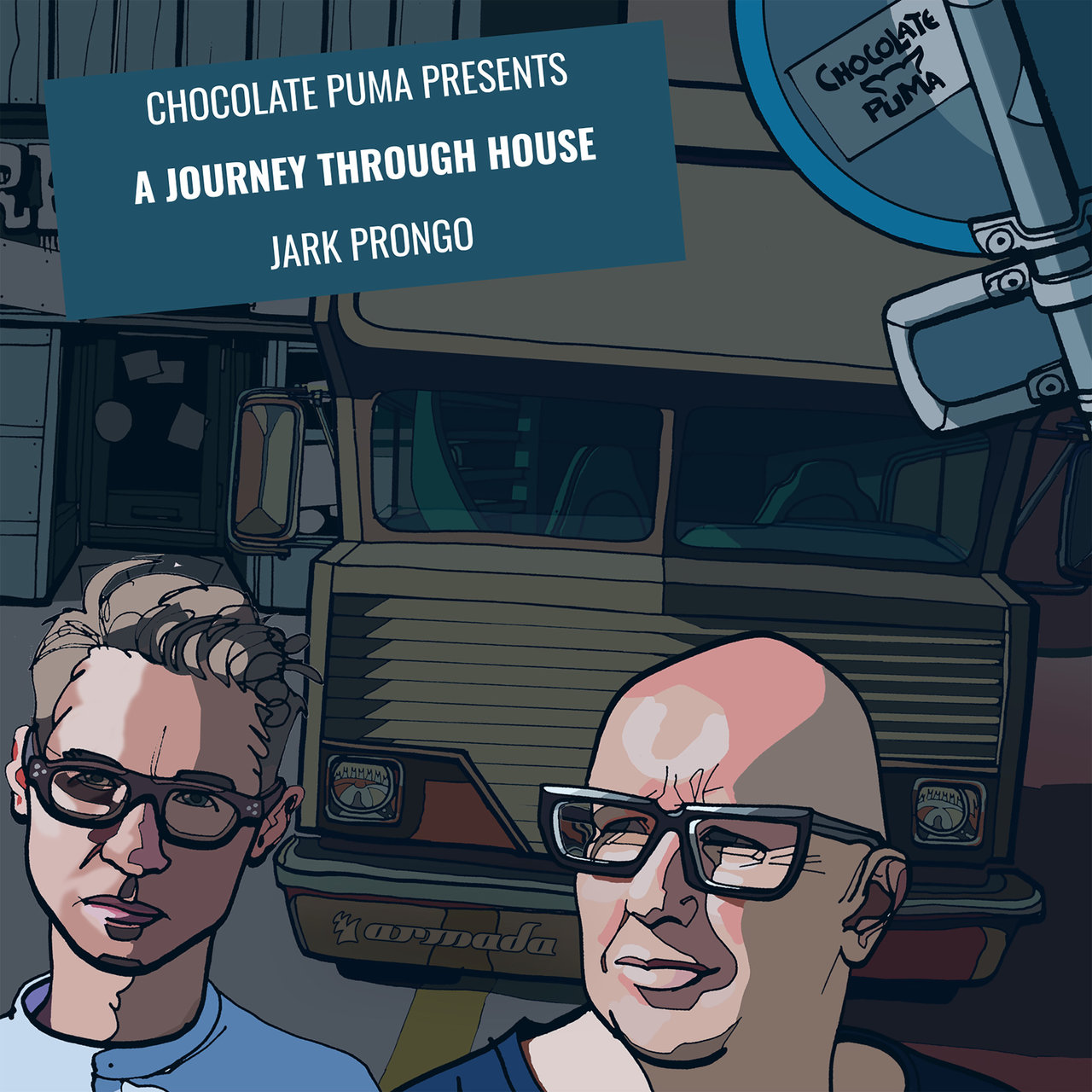 best aardig verkoop usa online laatste mode Listen to Chocolate Puma presents A Journey Through House ...