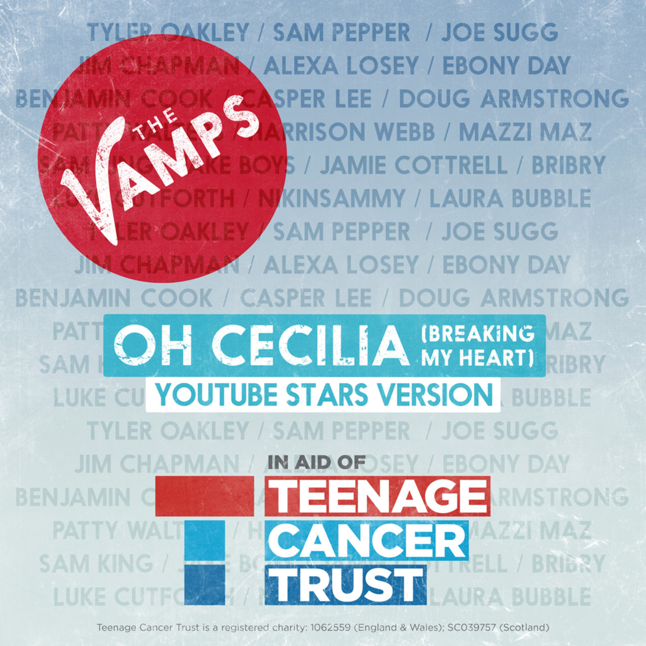 Oh Cecilia (Breaking My Heart) (YouTube Stars Version)