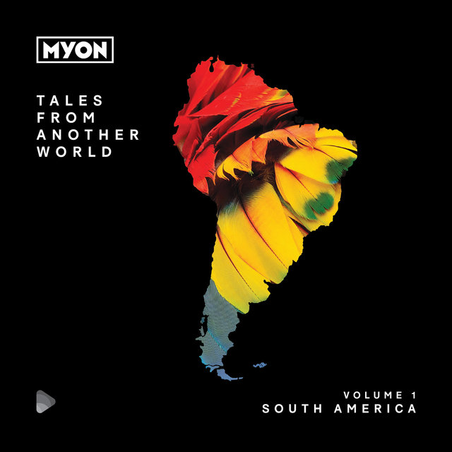 Tales From Another World, Vol. 1 mixed by Myon