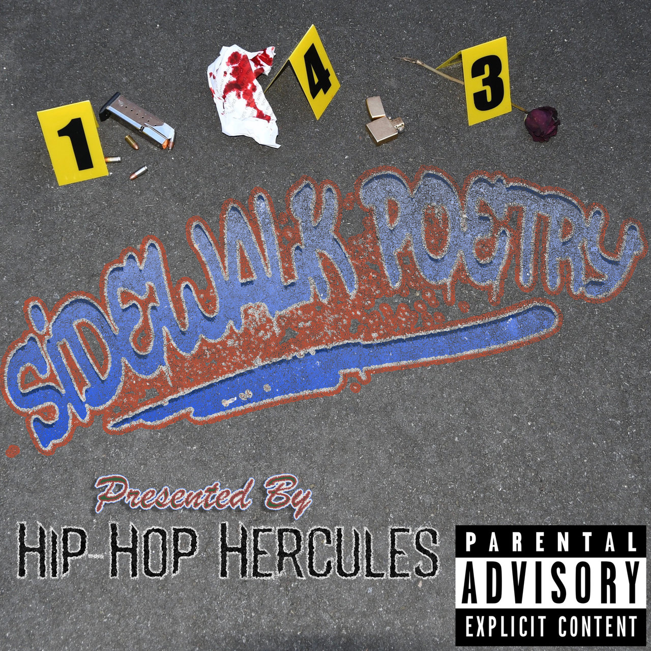 Hip-Hop Hercules Presents... Sidewalk Poetry
