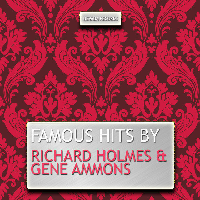 Famous Hits By Richard Holmes & Gene Ammons