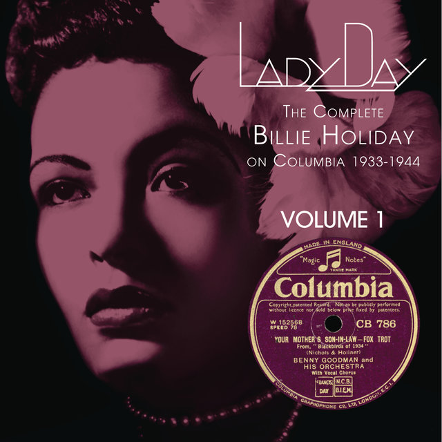 Lady Day: The Complete Billie Holiday On Columbia - Vol. 1