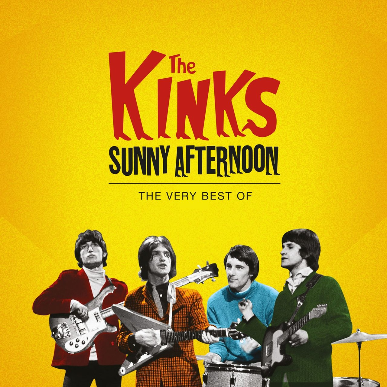 TIDAL: Listen to The Kinks on TIDAL
