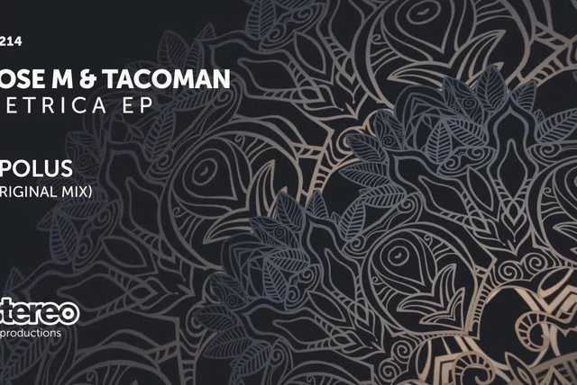 Jose M., TacoMan - Apolus - Original Mix