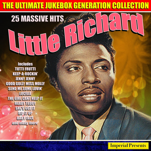 Little Richard - The Ultimate Jukebox Generation Collection