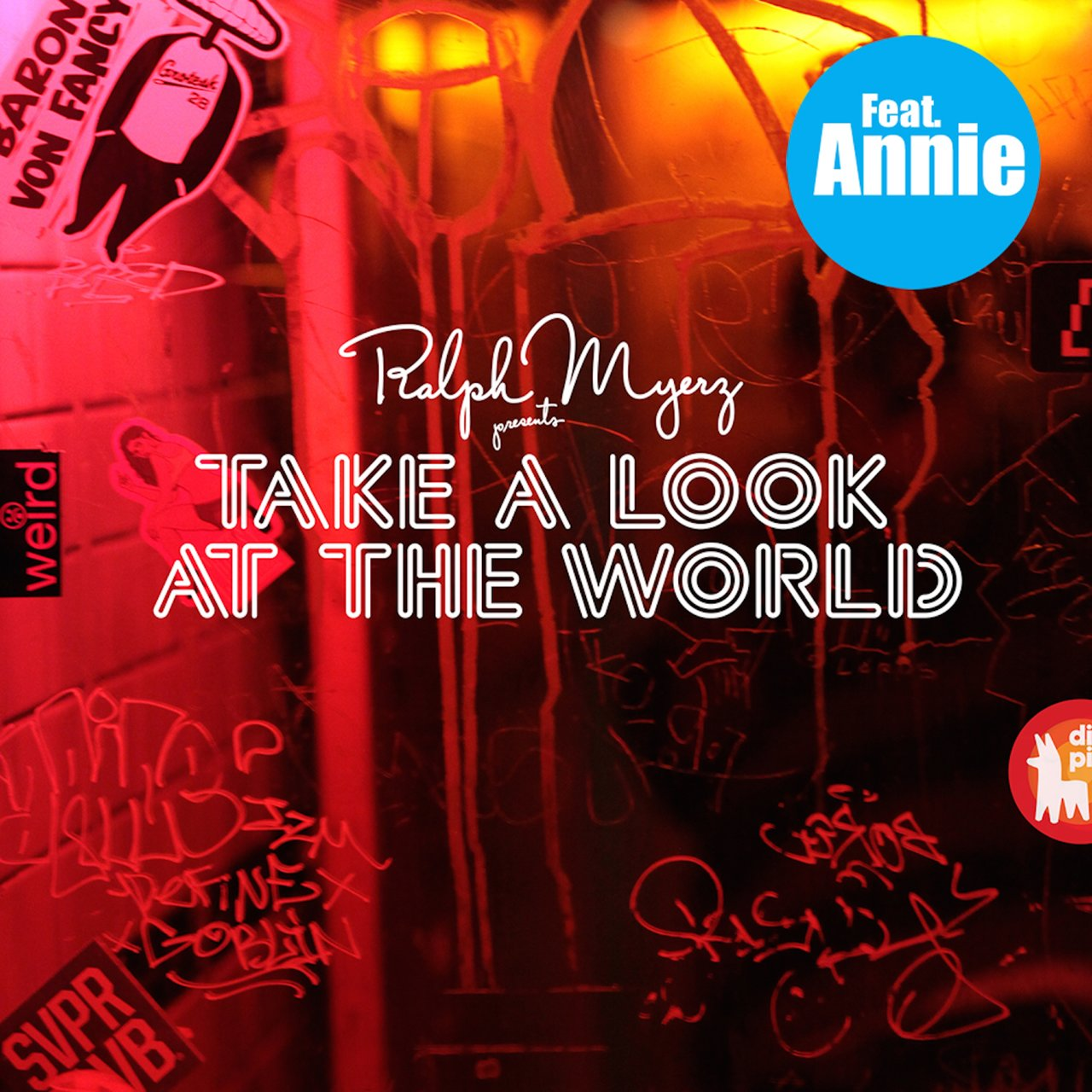 Take a Look at the World (feat. Annie) [Doc L Junior's Lunchbox Remix]