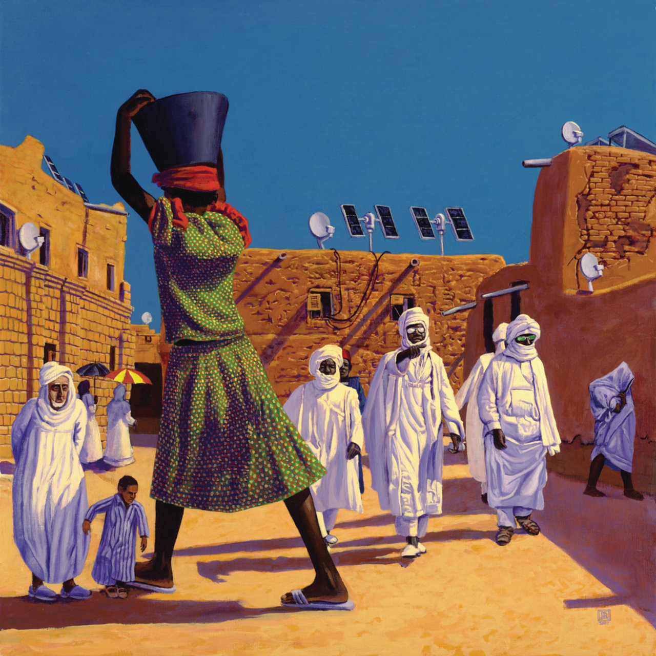 Image result for mars volta the bedlam in goliath