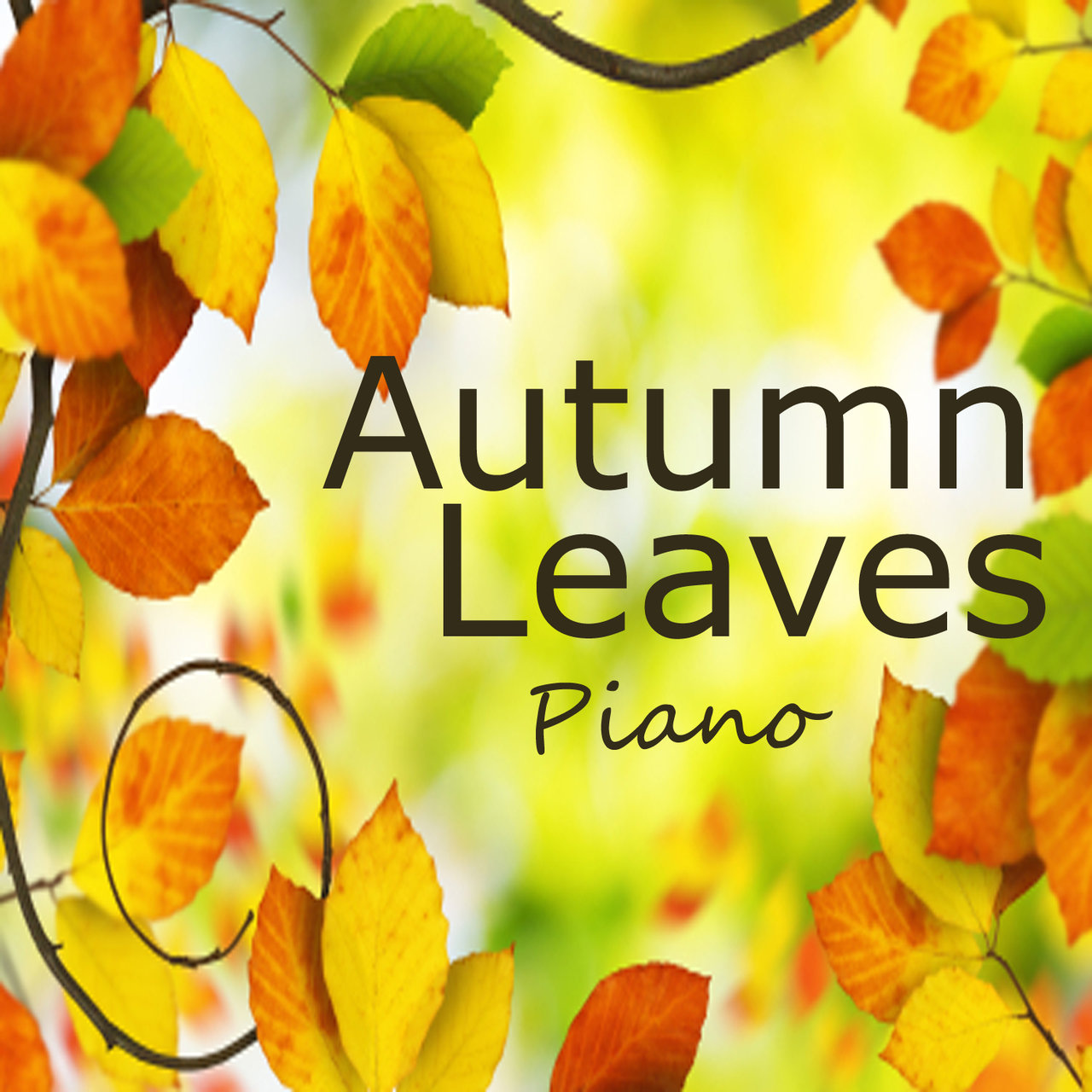 Listen to Autumn Leaves: Peaceful Instrumental Piano by