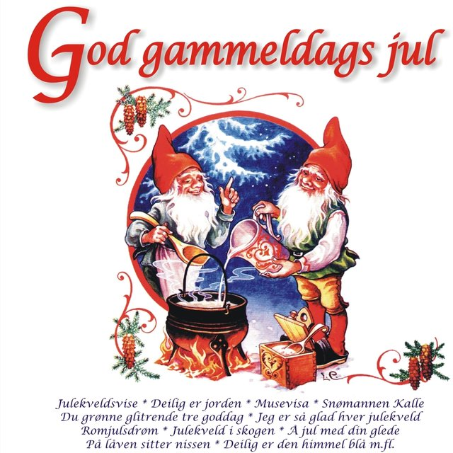 God Gammeldags Jul