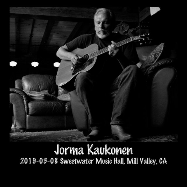 2019-03-08 Sweetwater Music Hall, Mill Valley, CA (Live)