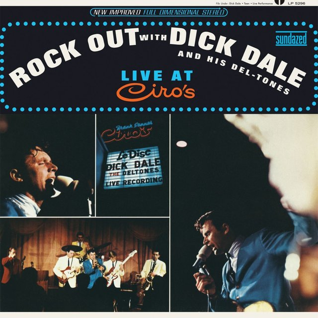 Rock Out with Dick Dale - Live at Ciro's