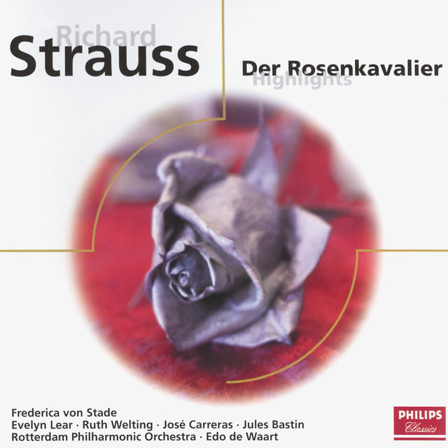Richard Strauss: Der Rosenkavalier (Highlights)