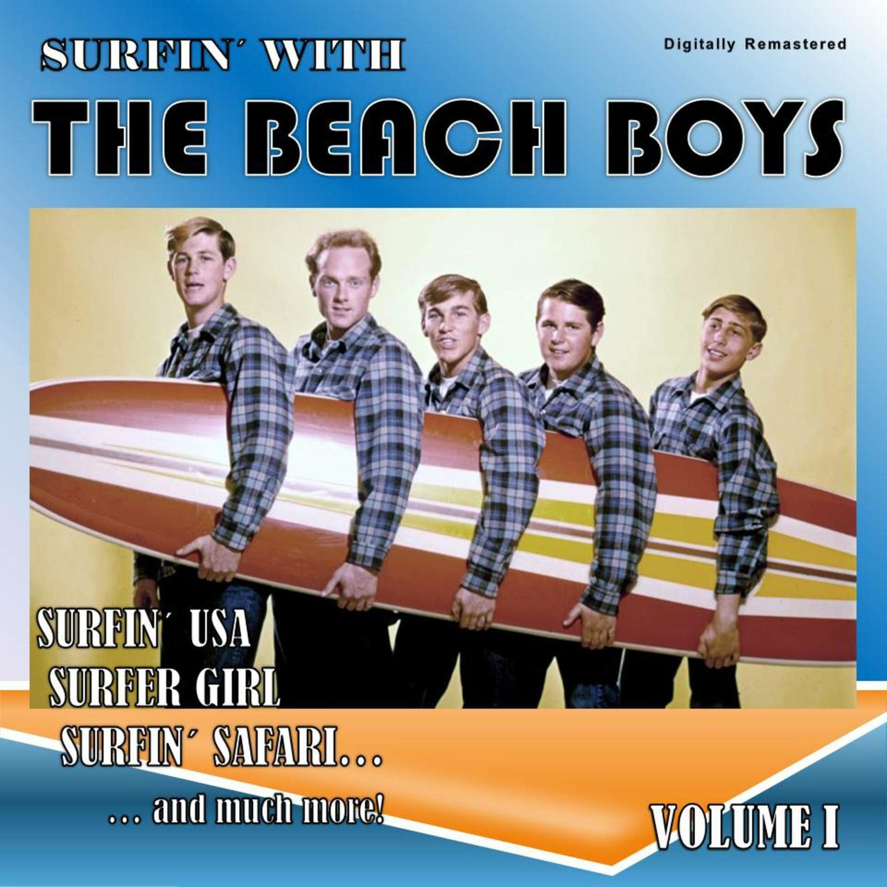 Surfin' with the Beach Boys, Vol. 1 (Digitally Remastered)