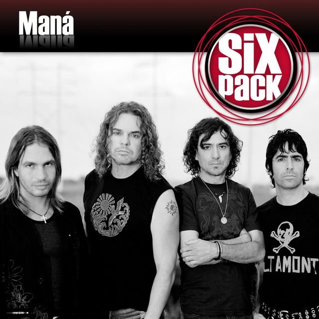 Six Pack: Maná - EP