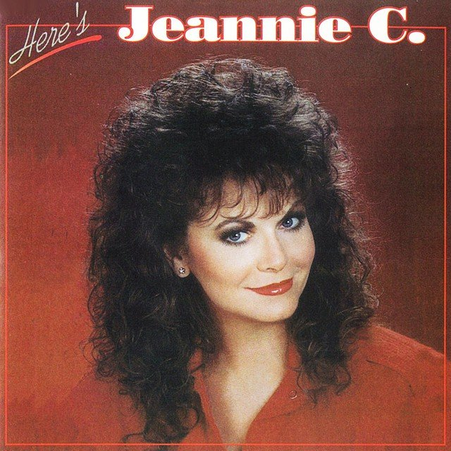Here's Jeannie C.