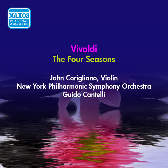 Vivaldi, A.: 4 Seasons (The) (Corigliano, Cantelli) (1955)
