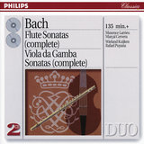 J.S. Bach: Sonata for Flute or Violin No.5 in E minor, BWV 1034 - 3. Andante