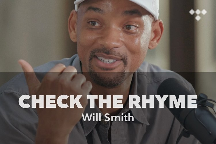 Check The Rhyme: Will Smith
