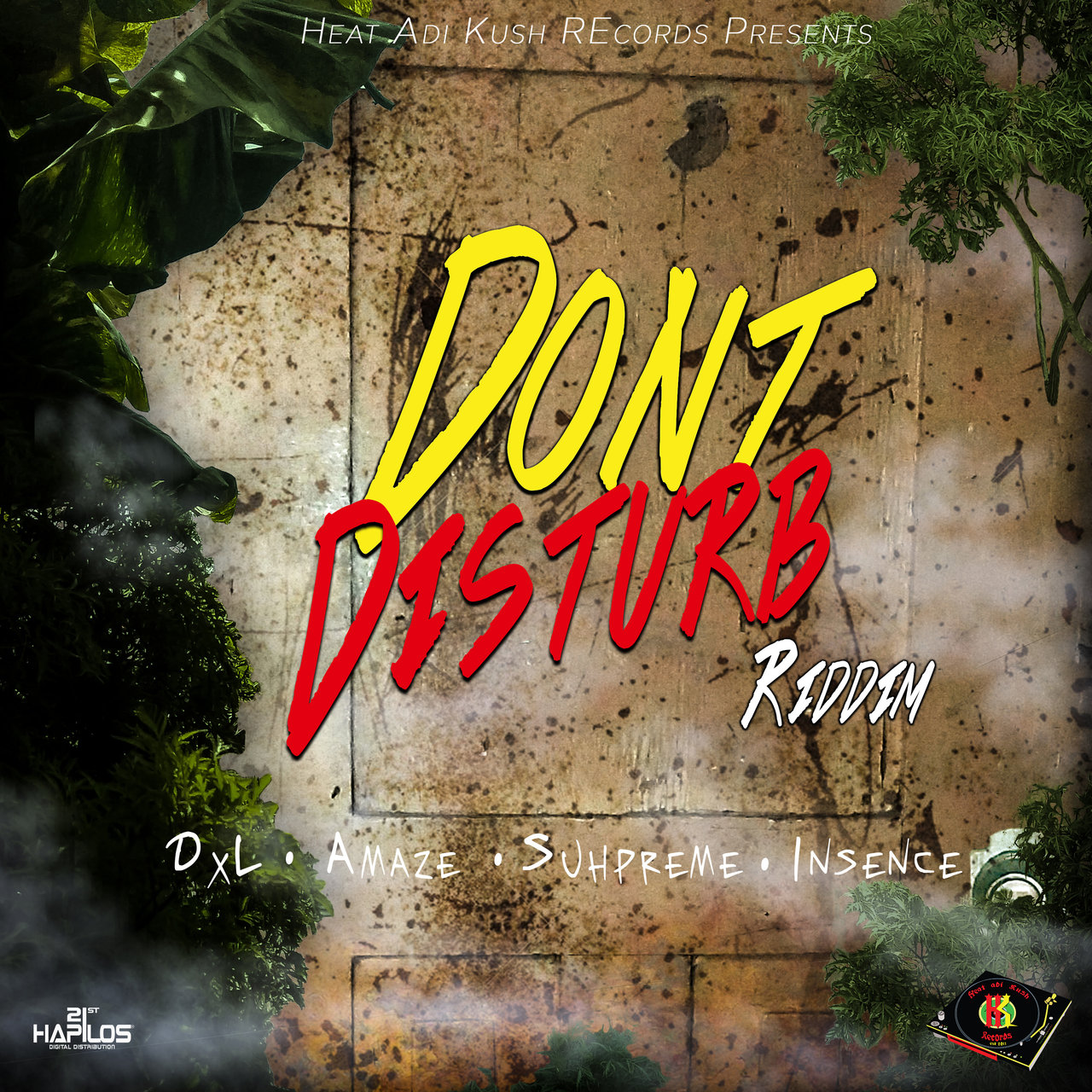 Dont Disturb Riddim