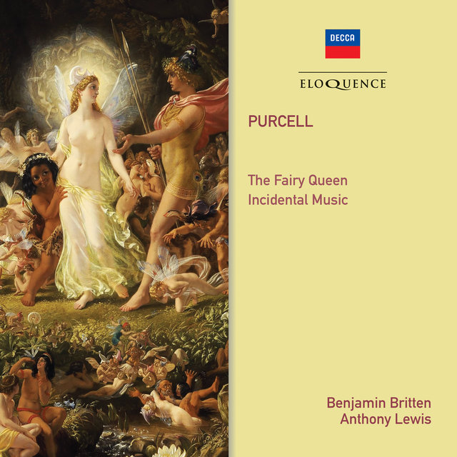 Purcell: The Fairy Queen; Songs And Arias