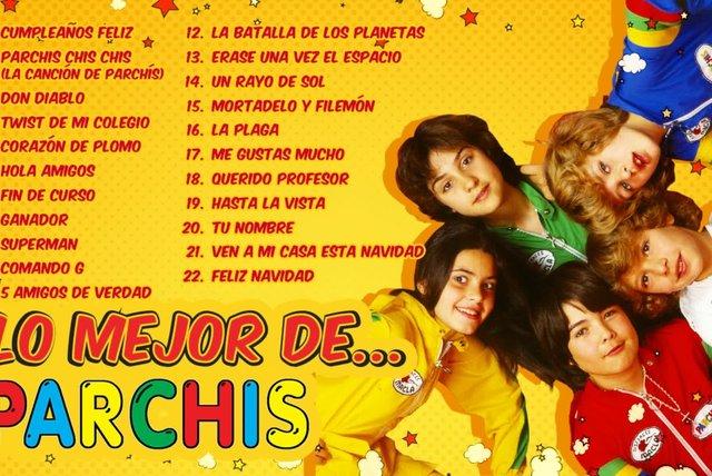 Watch Parchis Cumpleanos Feliz Y Mas 8423646691500 By Parchis On