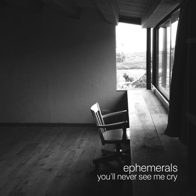 You'll Never See Me Cry - EP