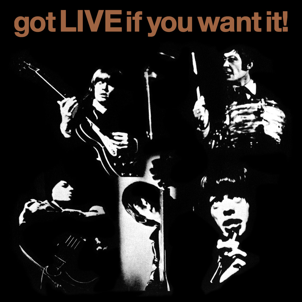 Got Live If You Want It! (EP)