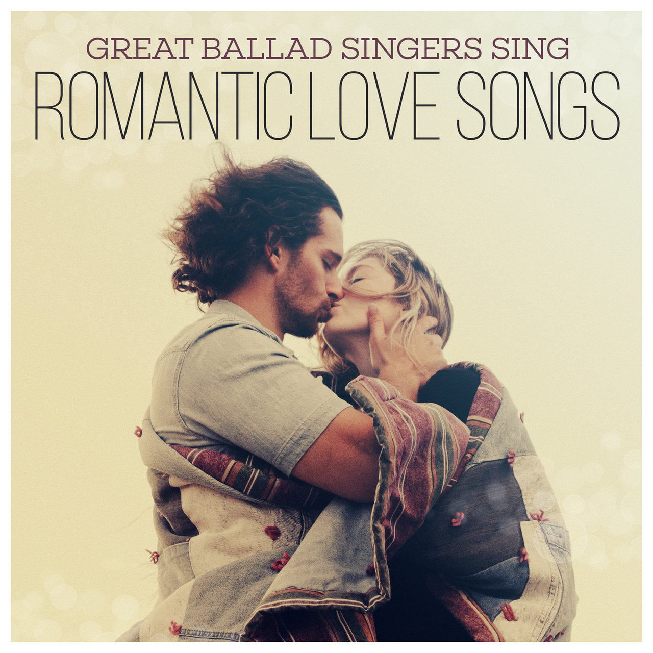 Great Ballad Singers Sing Romantic Love Songs